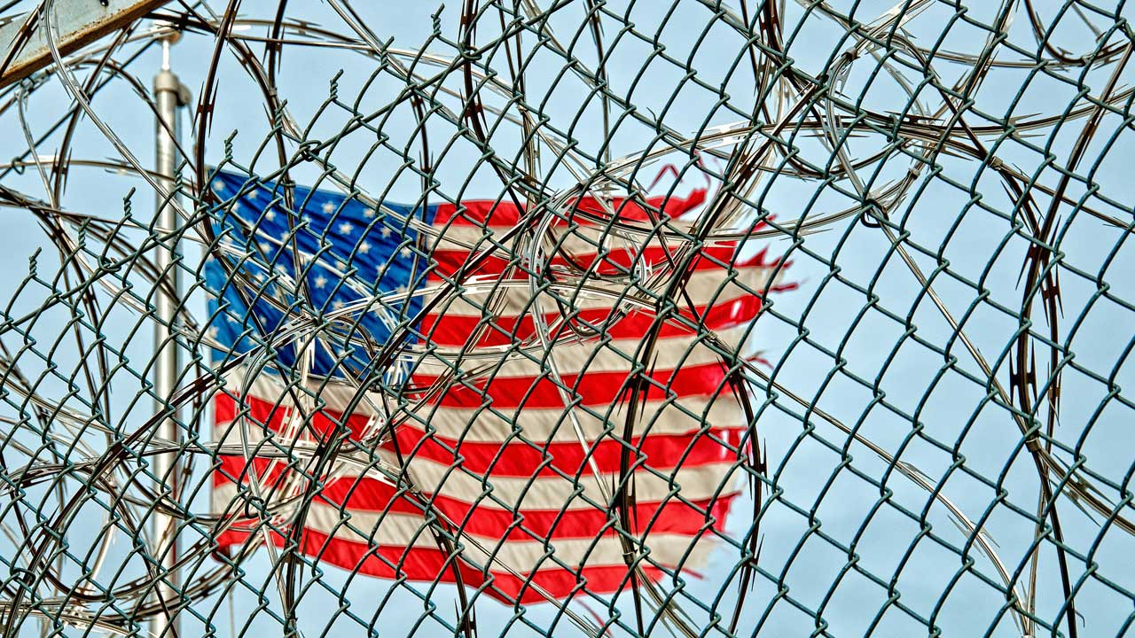 The Line Between U.S. Prisons and Death Camps