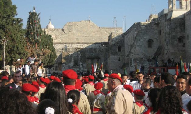 The Ethnic Cleansing of Palestinian Christians that Nobody is Talking About