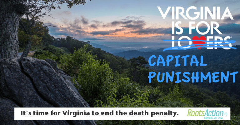 It's time for Virginia to end the death penalty
