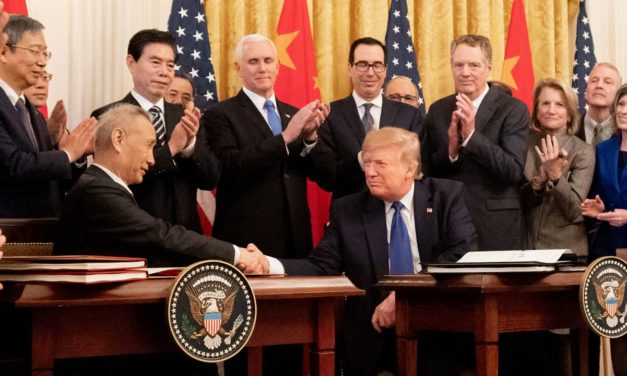 "Remarks on the US-China ""Trade Deal"""