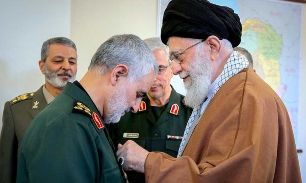 Attacks on Iran, Past and Present: The Assassination of General Qasem Soleimani